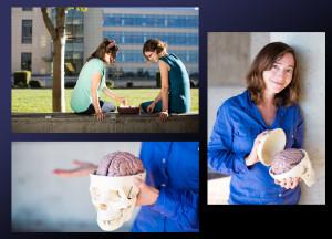 Lab Photoshoot Collage